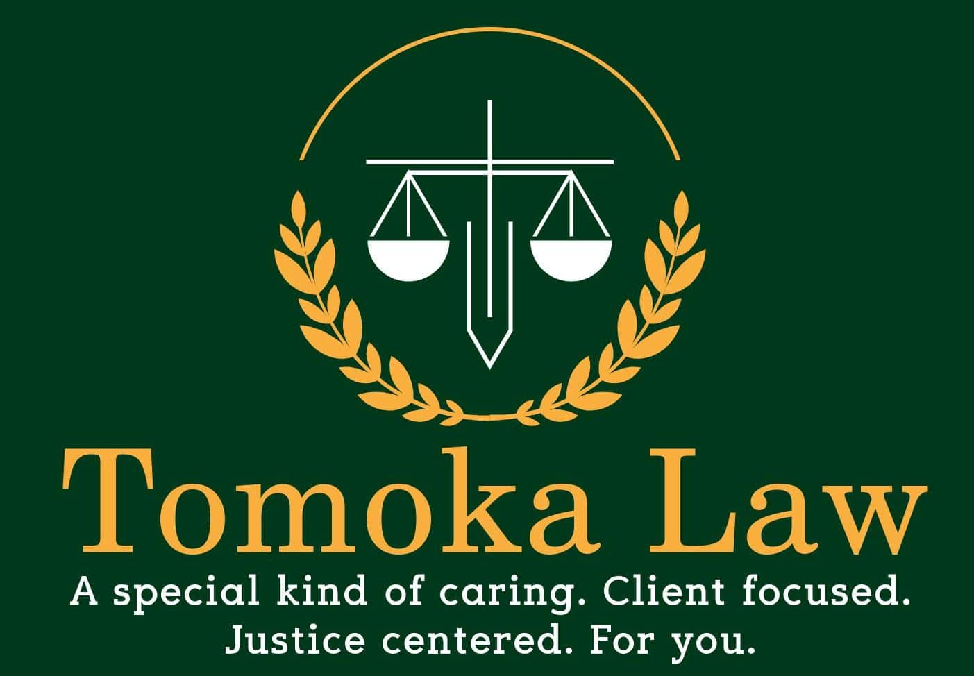 Tomoka Law Daytona Beach Logo