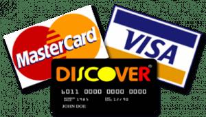 Tomoka law accepts mastercard, visa, and dicover credit cards